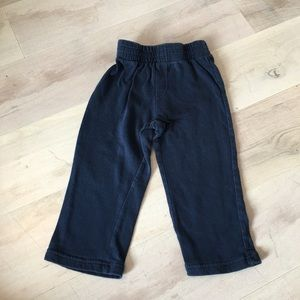 Old Navy Toddler Boys Navy Sweat Pants Size 2T